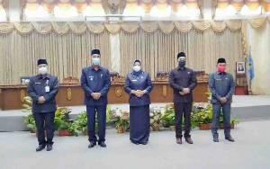 Waket II DPRD Barito Utara Harapkan Rehab Sekolah dan Rumah Dinas Guru Tepat Sasaran