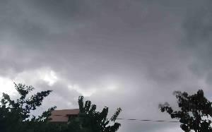 Hujan Intensitas Tinggi Diprediksi Masih Terjadi di Kalteng