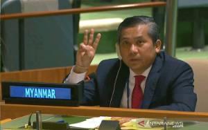 Myanmar Tidak akan Berpidato di Sidang Umum PBB