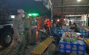 PPKM Level 2, Petugas Gabungan Masih Temukan Pelanggaran Jam Operasional di Kapuas