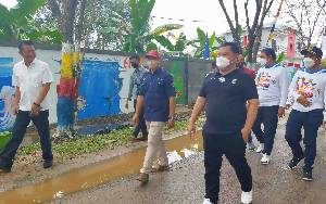 Bupati Kotim Apresiasi Lomba Mural Karang Taruna karena Rubah Kawasan Kumuh