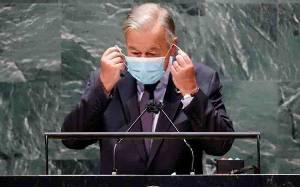 Sekjen PBB Serukan Pemusnahan Senjata Nuklir