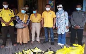 Bantuan untuk Warga Terdampak Banjir di Palangka Raya Masih Mengalir