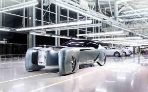 Perjalanan Rolls-Royce Menuju Era Mobil Listrik