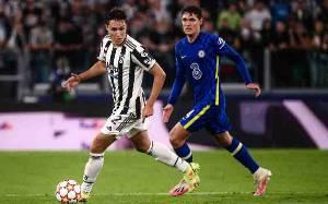Gol Tunggal Frederico Chiesa Bantu Juventus Kalahkan Chelsea