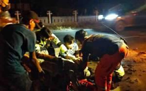 Pengendara Sepeda Motor Tewas Kecelakaan di Kapuas Diduga Korban Tabrak Lari