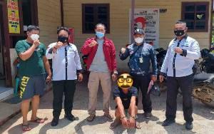 Milik 5 Paket Sabu, HD Diamankan Satresnarkoba Polres Gunung Mas