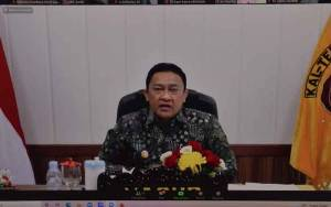 Wagub Kalteng Buka Pertemuan Pengurus FKUB Secara Virtual