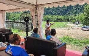 Ketua Dewan Hakim Paralayang PON XX Papua Meninggal