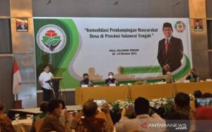 Mendes Beri Peluang Kepala Desa Lanjutkan Pendidikan Hingga S3
