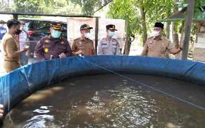 Pemkab Sukamara Harapkan Pembudidaya Ikan di Balai Riam Bisa Berkembang