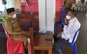 Bupati Seruyan Sambut Kunjungan Silaturahmi Kepala Kantor Kemenag