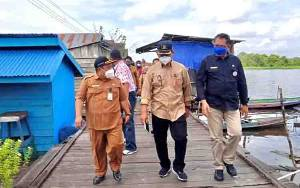 Pemprov Kalteng akan Kembangkan Budidaya Ikan Lokal Keramba Terintegrasi dengan Wisata