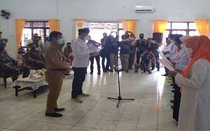 Wakil Bupati Barito Timur Dilantik sebagai Ketua PKS