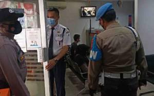 Polsek Kapuas Murung Intensifkan Patroli Objek Vital Cegah Gangguan Kamtibmas