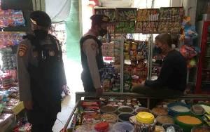 Satuan Sabhara Polres Seruyan Cegah Tindak Kejahatan dengan Patroli