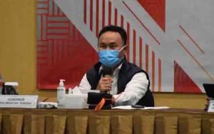 Gubernur Kalteng Ingin Kualitas dan Kuantitas Pusat Layanan Kesehatan Terus Ditingkatkan