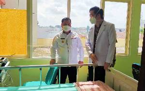 Bupati Kotim Berharap 2023 RSUD dr Murjani Sampit Raih Predikat Paripurna