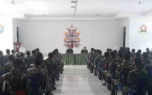 Dandim Palangka Raya: TNI Harus Merakyat