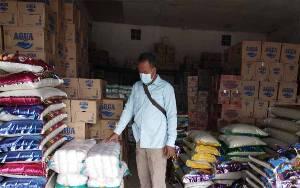 Antisipasi Kelangkaan, Satgas Pangan Polres Katingan Imbau Pedagang Tidak Menimbun Bahan Kebutuhan