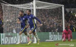 Jorginho Konversi 2 Gol Penalti, Chelsea Lumat Malmo 4-0
