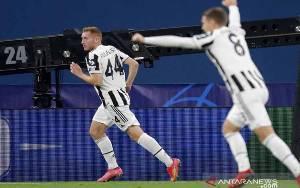Dejan Kulusevski Antar Juventus Menang di Markas Zenit