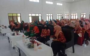 DWP Sukamara Seminar Pemetaan Bakat Anak Melalui Golongan Darah