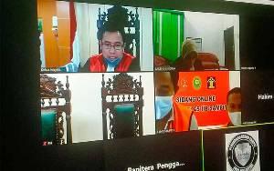 Sekawan Pencuri CPO Dijatuhi Hukuman 18 Bulan Penjara