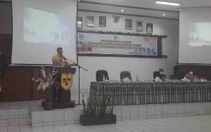 Bupati Gunung Mas Buka Sosialisasi dan Advokasi Pembentukan Forum Anak Daerah Tingkat Kecamatan