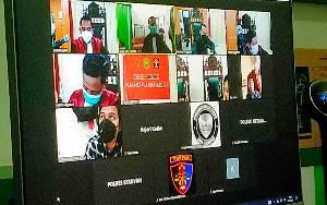 Petugas Tunggu Hingga 15 Menit Baru Bisa Tangkap Pengedar Sabu