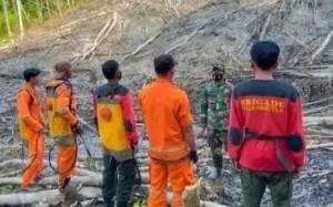 BPBPK Kalteng: Kejadian Karhutla di Kalteng Capai 415 Kali