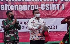 BSSN dan Pemprov Kalteng Lounching Kaltengprov-CSIR