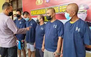 Polres Kotim Tangani 93 Kasus Narkoba Sepanjang 2021