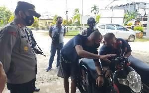 Pelaku Pencurian Motor di Baamang Lebih Dulu Survei Sebelum Beraksi