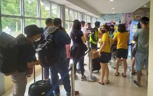 Bandara Pangkalan Bun Tunggu Keputusan Satgas di Daerah Terkait Syarat Perjalanan Gunakan Antigen