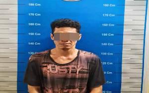 Polisi Ringkus 2 Pengedar Sabu di Jalan Lintas Palangka Raya - Bukit Rawi