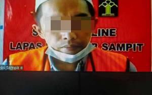 Sopir Sabu Divonis 5 Tahun Penjara
