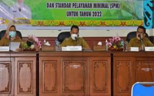 Wali Kota Minta Pembangunan dan Pelaporan Tuntas Tepat Waktu