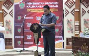 Wagub Kalteng Berharap Penghargaan dari BKN Jadi Motivasi