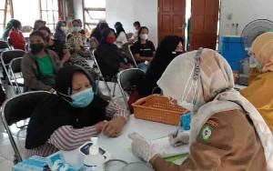 Masih Banyak Masyarakat Kotim Tertunda Vaksin Tahap 2