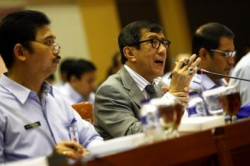 Yasonna: SBY-AHY Jangan Tuding Pemerintah Terkait Persoalan Demokrat
