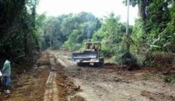Kontraktor Barito Timur Diminta Tuntaskan Proyek Tepat Waktu
