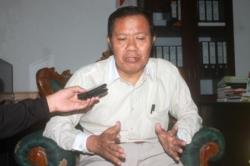 Ketua KPU Kalimantan Tengah, Ahmad Syar'i. BORNEONEWS/DOK